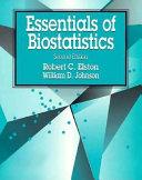 Essentials of Biostatistics