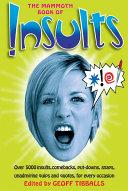 The Mammoth Book of Insults [Pdf/ePub] eBook