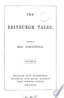 The Edinburgh tales, conducted by mrs. Johnstone Pdf/ePub eBook