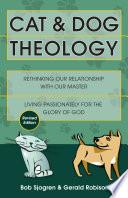 Cat   Dog Theology Book