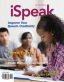 iSpeak  Public Speaking for Contemporary Life