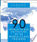90 World Class Activities by 90 World Class Trainers Book