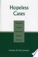 Hopeless Cases Book