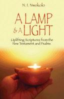 Pdf A Lamp and a Light