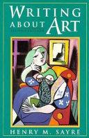 Writing about Art Book PDF