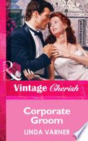 Corporate Groom  Mills   Boon Vintage Cherish