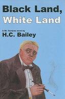 Black Land, White Land