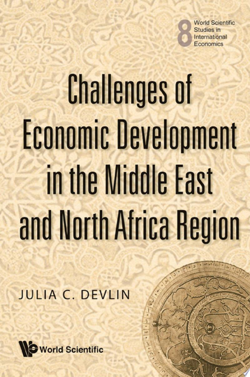 Challenges of Economic Development in the Middle East and North Africa Region banner backdrop