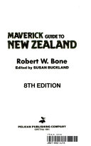 Maverick Guide to New Zealand Book