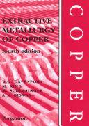 Extractive Metallurgy of Copper