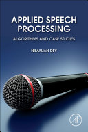 Applied Speech Processing Book PDF