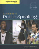 Essentials of Public Speaking   Mindtap Speech