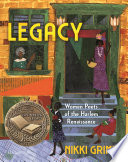 Legacy: Women Poets of the Harlem Renaissance