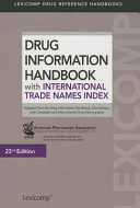 Drug Information Handbook with International Trade Names Index 2014-2015