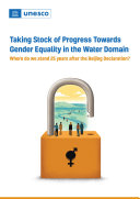 Taking Stock of Progress Towards Gender Equality in the Water Domain