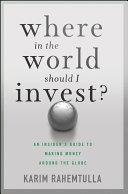 Where In the World Should I Invest Pdf/ePub eBook