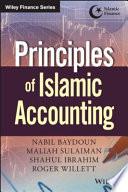 Principles Of Islamic Accounting