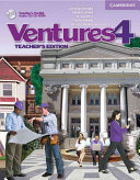 Ventures Level 4 Teacher's Edition with Teacher's Toolkit Audio CD/CD-ROM