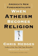 Pdf When Atheism Becomes Religion Telecharger