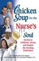 Chicken Soup for the Nurse s Soul