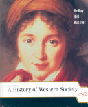 Mckay History of Western Society Complete Seventh Edition Plus Western Civ Atlas Second Edition Book