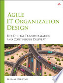 Agile IT Organization Design