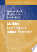 Machine Learning and Robot Perception