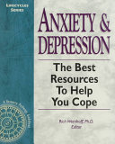 Anxiety   Depression Book