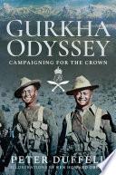 Gurkha Odyssey Book PDF
