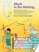 Music in the Making Book PDF