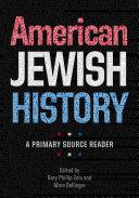 American Jewish History