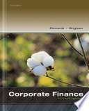 Corporate Finance  A Focused Approach  Book Only  Book