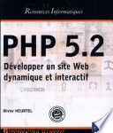 PHP 5 2 Book