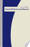 Soviet Reforms and Beyond