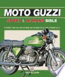The Moto Guzzi Sport   Le Mans Bible