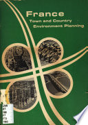 France  Town and Country  Environment Planning Book