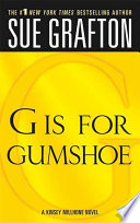 G  is for Gumshoe Book