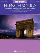 Pdf The Big Book of French Songs (Songbook) Telecharger