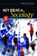 Key Ideas in Sociology Book