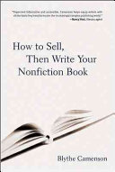 How To Sell Then Write Your Nonfiction Book