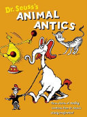Dr Seuss Animal Antics Book PDF
