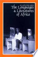 The Languages & Literatures of Africa