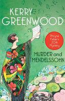 Pdf Murder and Mendelssohn Telecharger