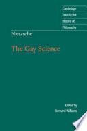 Nietzsche: The Gay Science