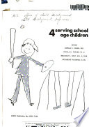 Child Development  Day Care  Serving school age children  edited by D  J  Cohen and others  no   OCD  72 34