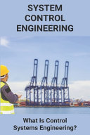 System Control Engineering Book