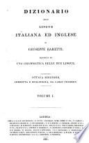 Italiano ed inglese Pdf/ePub eBook