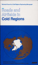 Pdf Roads and Airfields in Cold Regions