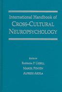 International Handbook of Cross-cultural Neuropsychology