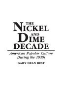 The Nickel and Dime Decade Book PDF